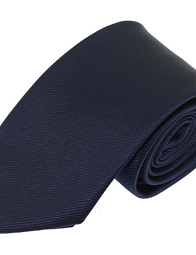 Herre Fest Kontor Basale Slips - Polyester Stribet