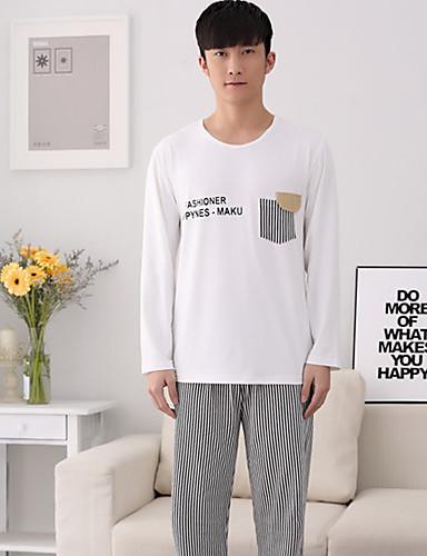 Masculino Pajama Outros Masculino