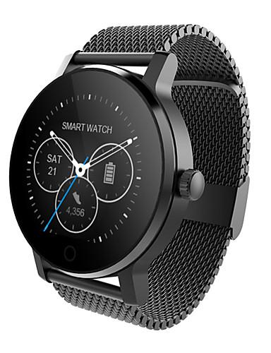 Homens Relógio Inteligente Digital sensível ao toque Calendário Cronógrafo Impermeável Monitor de Batimento Cardíaco Podômetro Cronômetro
