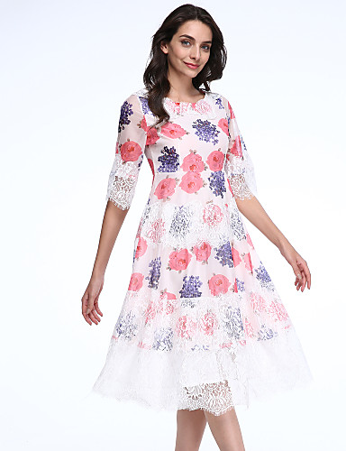 Vestido de renda feminino/ max/ festa / sofisticado/ balanço