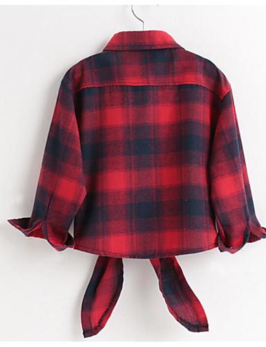 Mädchen Anzug & Blazer Lässig/Alltäglich einfarbig Baumwolle Frühling Herbst Winter