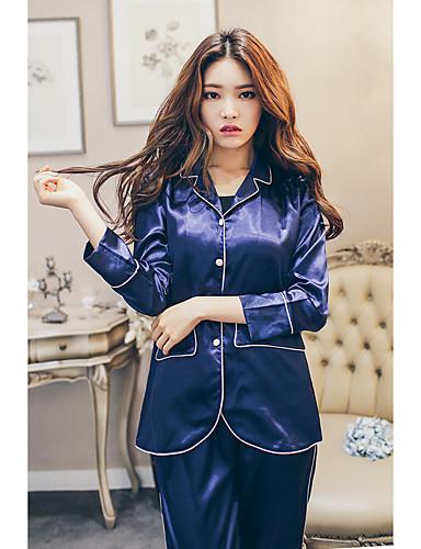 a0661c44 Dame Pyjamas Silke Satin Syntetisk silke 5537134 2019 – $24.74