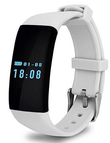 Homens Relógio Esportivo Relógio de Moda Relógio Elegante Digital Cores Múltiplas 30 m Impermeável Monitor de Batimento Cardíaco Tela de toque Digital Amuleto Casual Elegante - Preto Roxo Rosa claro