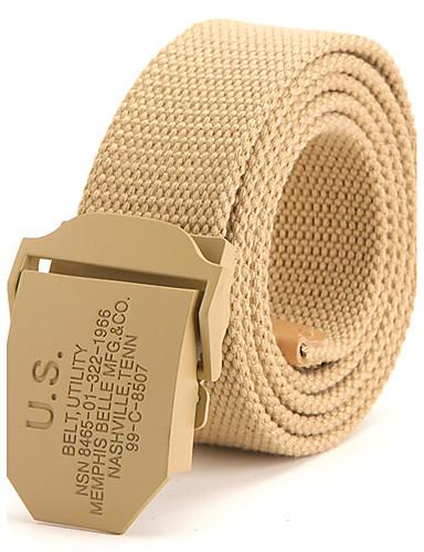 Homens Liga, Cinto para a Cintura - Velcro