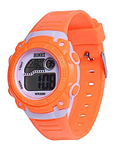 2816f1adcb7 Pánské Sportovní hodinky Digitální hodinky čínština Digitální Silikon  Kapela Modrá Orange Růžová 5846562 2019 –  7.99