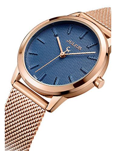 Dámské Módní hodinky japonština Křemenný Voděodolné Slitina Kapela Přívěšky Na běžné nošení Stříbro Zlatá Růžové zlato