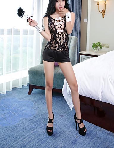 Naisten Seksikäs Ultra Sexy Yöasut - Valoverhot ja läpikuultavat