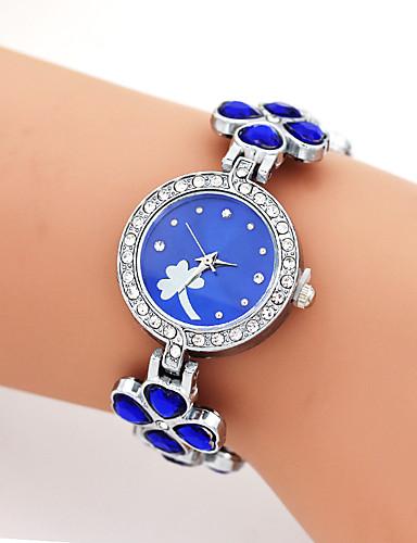 Dámské Módní hodinky Náramkové hodinky Unikátní Creative hodinky Hodinky na běžné nošení Křemenný Slitina KapelaPřívěsek Cool Běžné