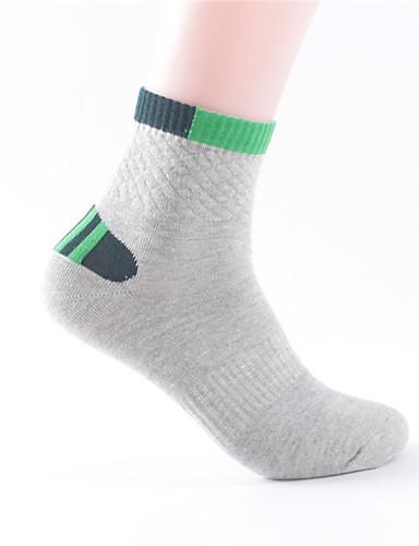 Dámské Jednolitý Ponožky Střední,1ks Šedá