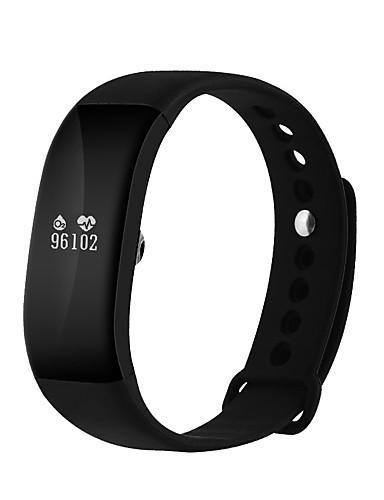 Herrn Smart Watch Chinesisch digital Kalender Herzschlagmonitor Wasserdicht Fernbedienungskontrolle Schrittzähler Tachymeter Fitness