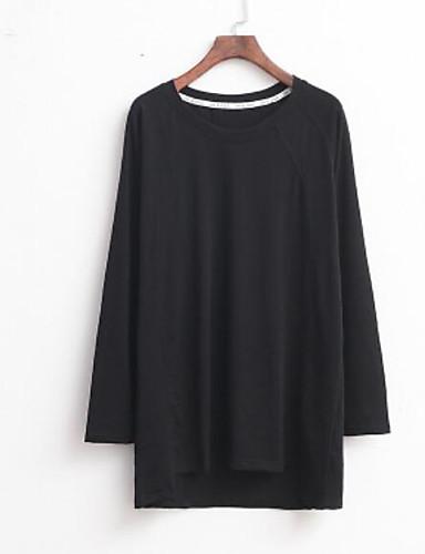 Women's Daily Casual Fall Winter T-shirt