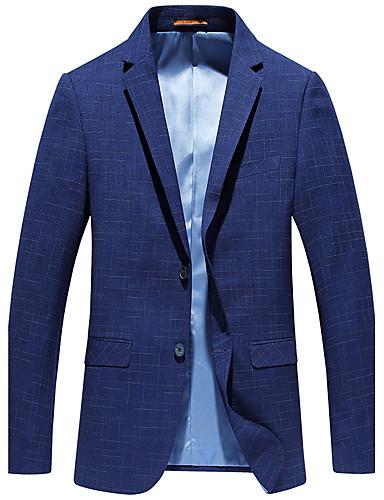 Men's Casual/Daily Casual Spring Blazer
