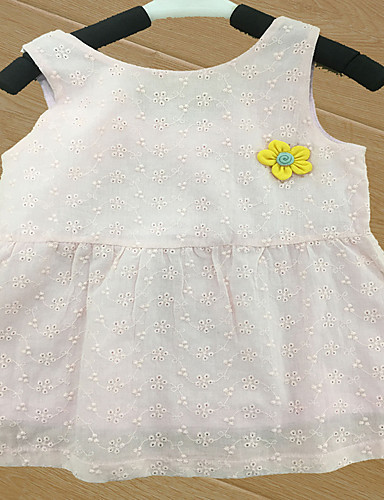 Baby Children's New Baby Cotton Baby Shower Flower One-Pieces, Cotton All Seasons Floral Blue Blushing Pink