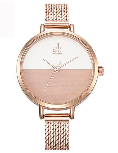 Mulheres Crianças Único Criativo relógio Relógio de Pulso Relógio de Moda Relógio Casual Chinês Quartzo Impermeável Lega Banda Amuleto