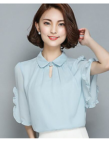 Women's Daily Sexy Cute Blouse