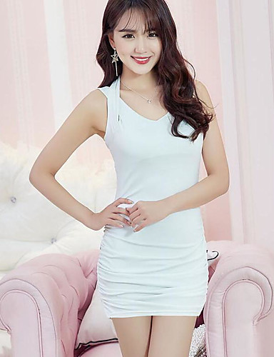 Women's Going out Daily Bodycon Loose Dress