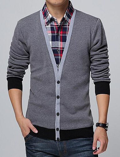 Men's Daily Casual Spring T-shirt