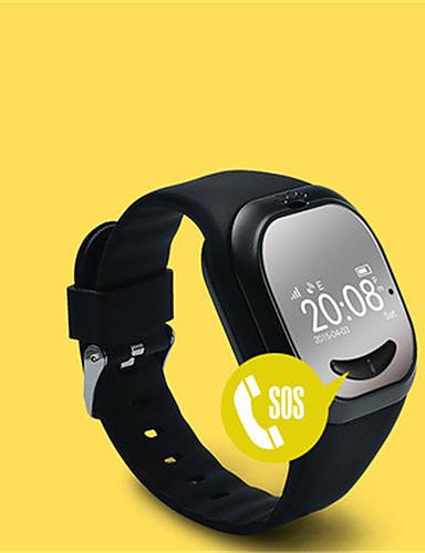 Men's Women's Smart Watch Fashion Watch Digital Water Resistant / Water Proof Rubber Band Black Blue Pink