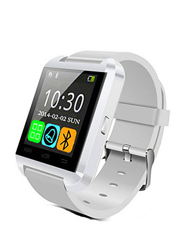 U8 Smartwatch Bluetooth Answer and Dial the Phone Passometer Burglar Alarm Funcitons