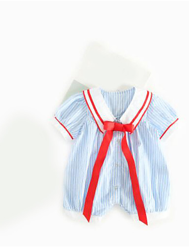 Baby Other One-Pieces, Cotton Summer Blue
