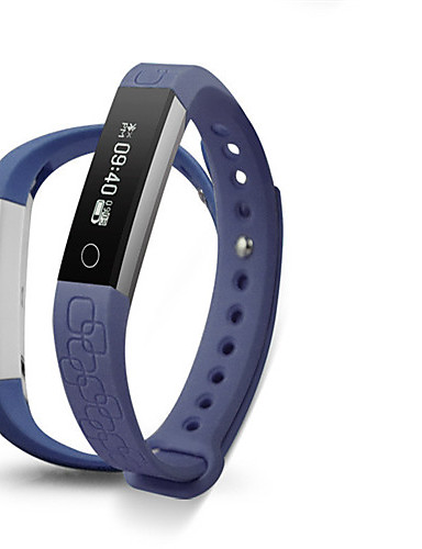 Women's Smart Watch Fashion Watch Digital Silicone Band Black Blue Purple Rose