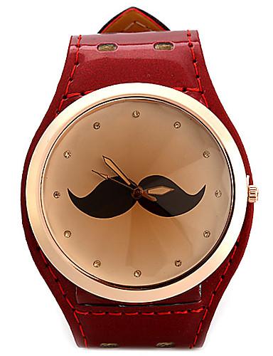 Mulheres Simulado Diamante Relógio Único Criativo relógio Relógio de Moda Chinês Quartzo imitação de diamante Couro Banda Brilhante