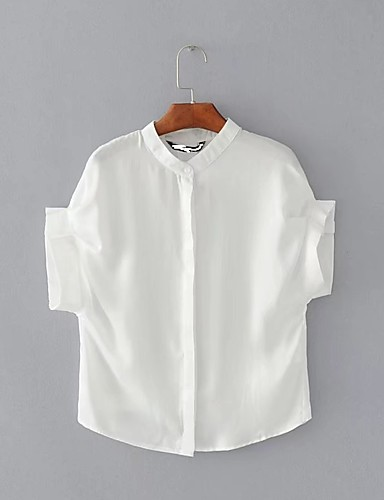 Women's Going out Daily Casual Summer Shirt