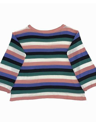 Damen Strand Pullover - Gestreift Einfarbig