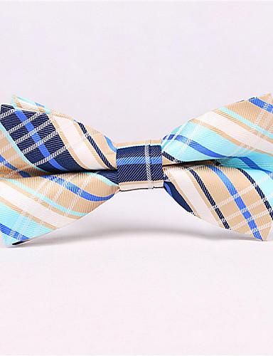 Men's Polyester Bow Tie Print