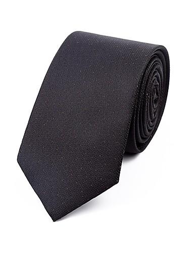 Męskie Krawat - Poliester, Dots