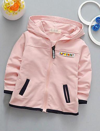 Mädchen Anzug & Blazer Patchwork Baumwolle Langarm