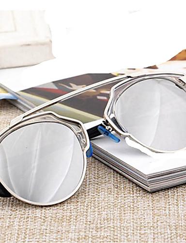 Okulary - Dla obu płci - Na każdy sezon - Inne - Spinki - Niebieski Silver
