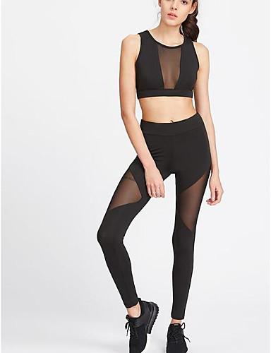 מכנסיים אחיד מכנסי טרנינג יום יומי בגדי ריקוד נשים