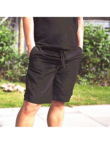 בגדי ריקוד גברים סגנון רחוב שורטים מכנסיים אחיד / ספורט