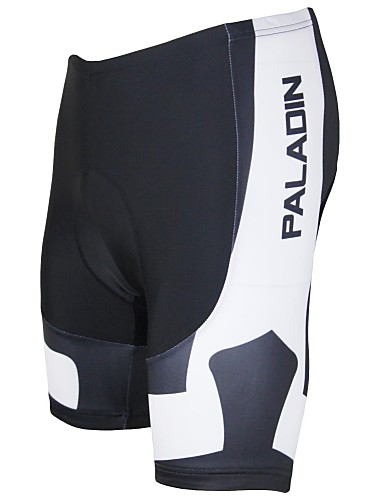 cheap Cycling Clothing-ILPALADINO Men's Cycling Padded Shorts Bike Shorts Padded Shorts / Chamois Pants Breathable 3D Pad Quick Dry Sports Solid Color Polyester Lycra Red / Green / Blue Road Bike Cycling Clothing Apparel