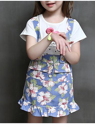 3fc887fce6be Dijete koje je tek prohodalo Djevojčice Ležerne prilike Dnevno Jednobojni  Dugih rukava Normalne dužine Pamuk   Bambus vlakna Komplet odjeće Obala