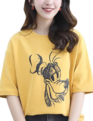 T-shirt Damskie Moda miejska Zwierzę