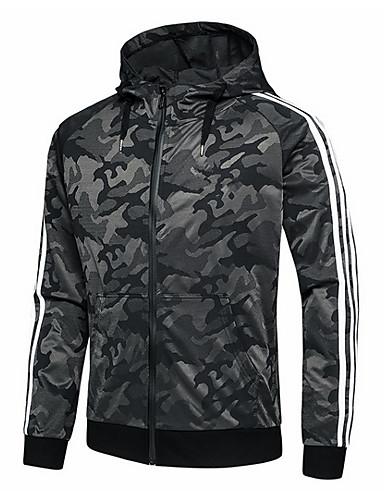 Bărbați Jachetă Șic Stradă - Creative