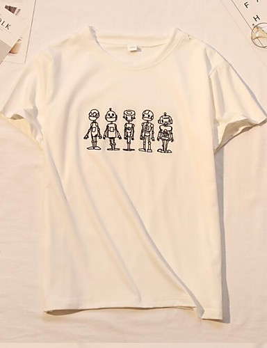 Pentru femei Tricou Ieșire Animal