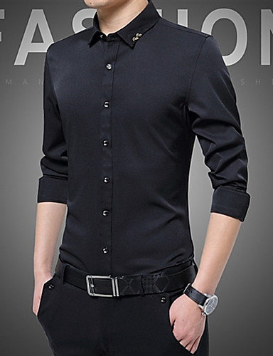 Majica Muškarci Rad Jednobojni