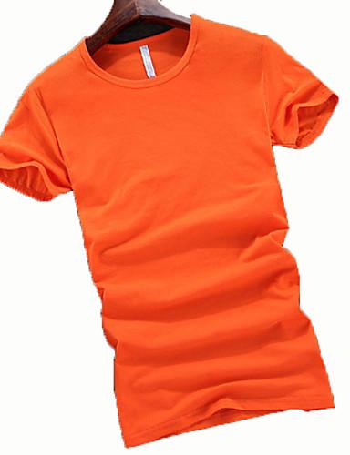 Majica s rukavima Muškarci Dnevno / Izlasci Jednobojni