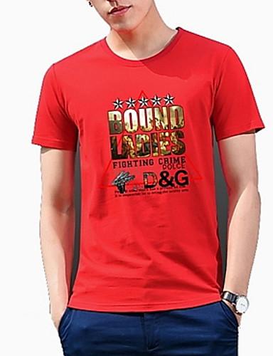Majica s rukavima Muškarci Dnevno Slovo