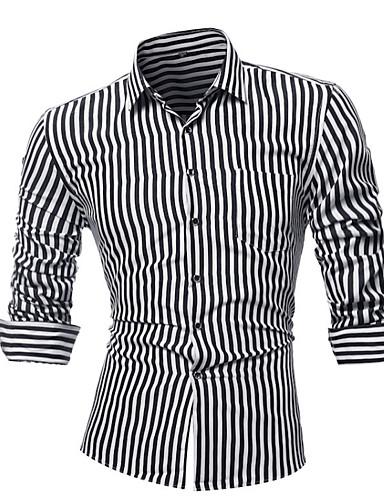 Majica Muškarci Dnevno Prugasti uzorak