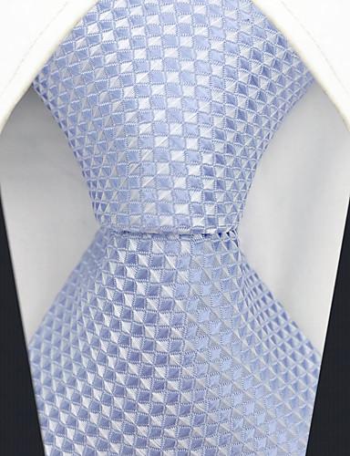 2d812c74de9bd ربطة العنق لون سادة   ألوان متناوبة   خملة الجاكوارد رجالي حفلة   عمل