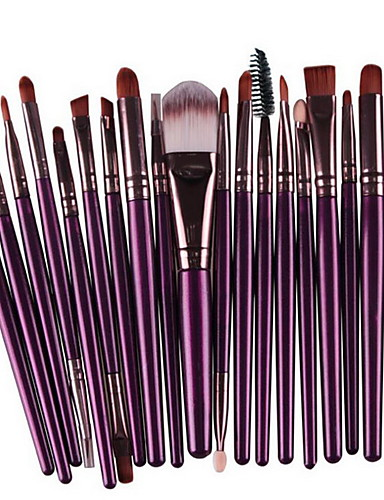 cheap Make-up For You-Professional Makeup Brushes Makeup Brush Set 20pcs Eco-friendly Soft Artificial Fibre Brush Makeup Brushes for Blush Brush Foundation Brush Makeup Brush Set / Mink Hair Brush / Goat Hair Brush