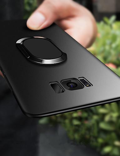 Θήκη Za Samsung Galaxy S9 / S9 Plus / S8 Plus Prsten držač / Ultra tanko / Mutno Stražnja maska Jednobojni Mekano TPU