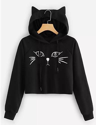 Női kapucnis felsők és pulóverek alacsony áron online  754ac58028
