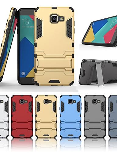 Θήκη Za Samsung Galaxy A5(2016) Otporno na trešnju / sa stalkom Stražnja maska Jednobojni Tvrdo PC