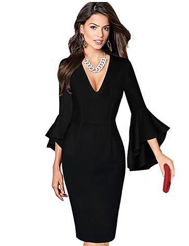 c81e46f63a4 Women s Plus Size Daily Basic Sheath Dress Print Red   White Rainbow Royal  Blue XXXL XXXXL XXXXXL