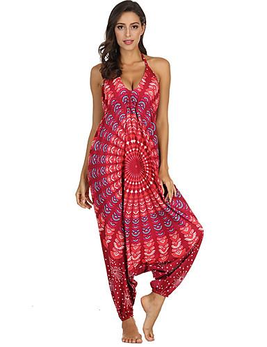 09b84e6a0251 Women s Daily   Beach Street chic Red Navy Blue Royal Blue Jumpsuit